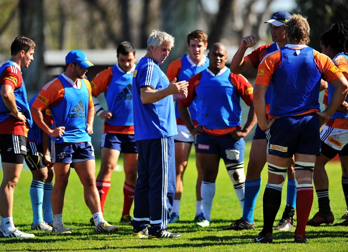 WP Rugby 2013 Absa Currie Cup training - Part 1 - WP Rugby