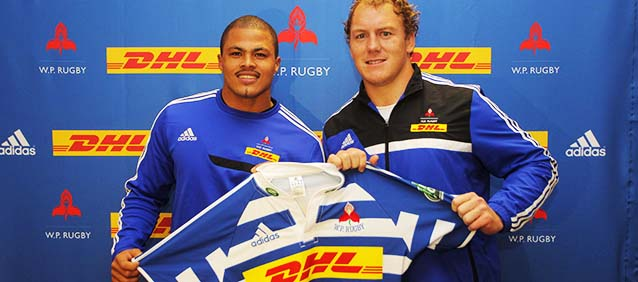 DHL WP team to face Blue Bulls