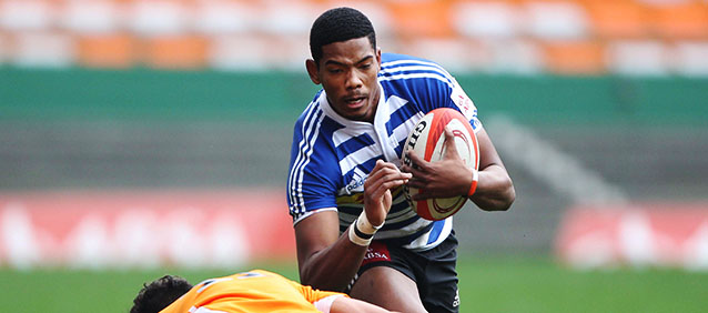 Wp rugby kings in form as dhl wp u19s grab draw wp rugby for Divan rossouw