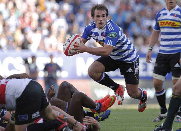 WP Rugby DHL Western Province 19 Lions 16 - 25/10/14