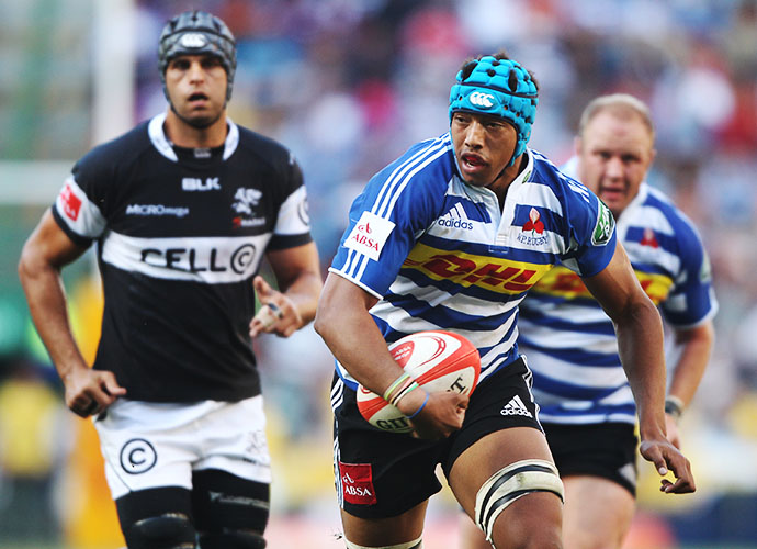 WP Rugby DHL Western Province 20 Sharks 28 - 11/10/14 - WP