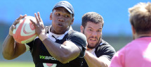2014 Absa Currie Cup: Vodacom Blue Bulls training session