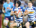 CAPE TOWN, SOUTH AFRICA - SEPTEMBER 18: Cheslin Kolbe of DHL Western Province during the Absa Currie Cup match between DHL Western Province and Vodacom Blue Bulls at DHL Newlands Stadium on September 18, 2015 in Cape Town, South Africa. (Photo by Luke Walker/Gallo Images)